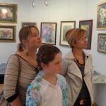 выставка акварель